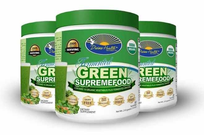 fermented green supremefood