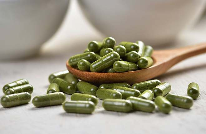 probiotic supplement capsules