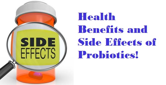 side effects of probiotics