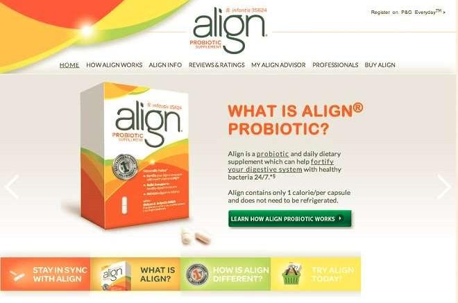 align probiotic