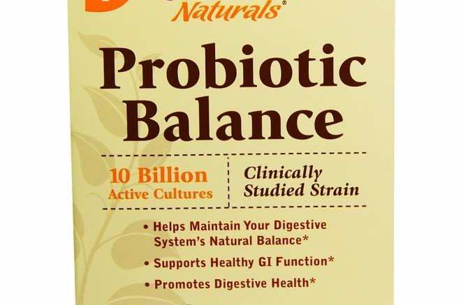 sundown naturals probiotic balance