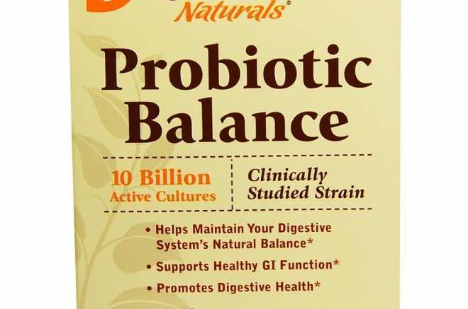 sundown naturals probiotic balance