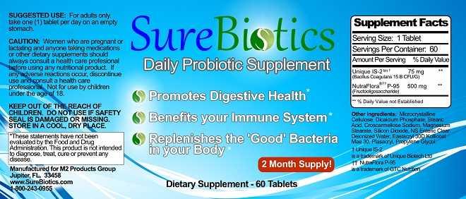 surebiotics