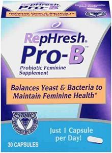 rephresh pro-b probiotic