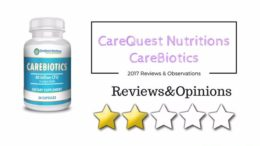 carequest nutritions carebiotics